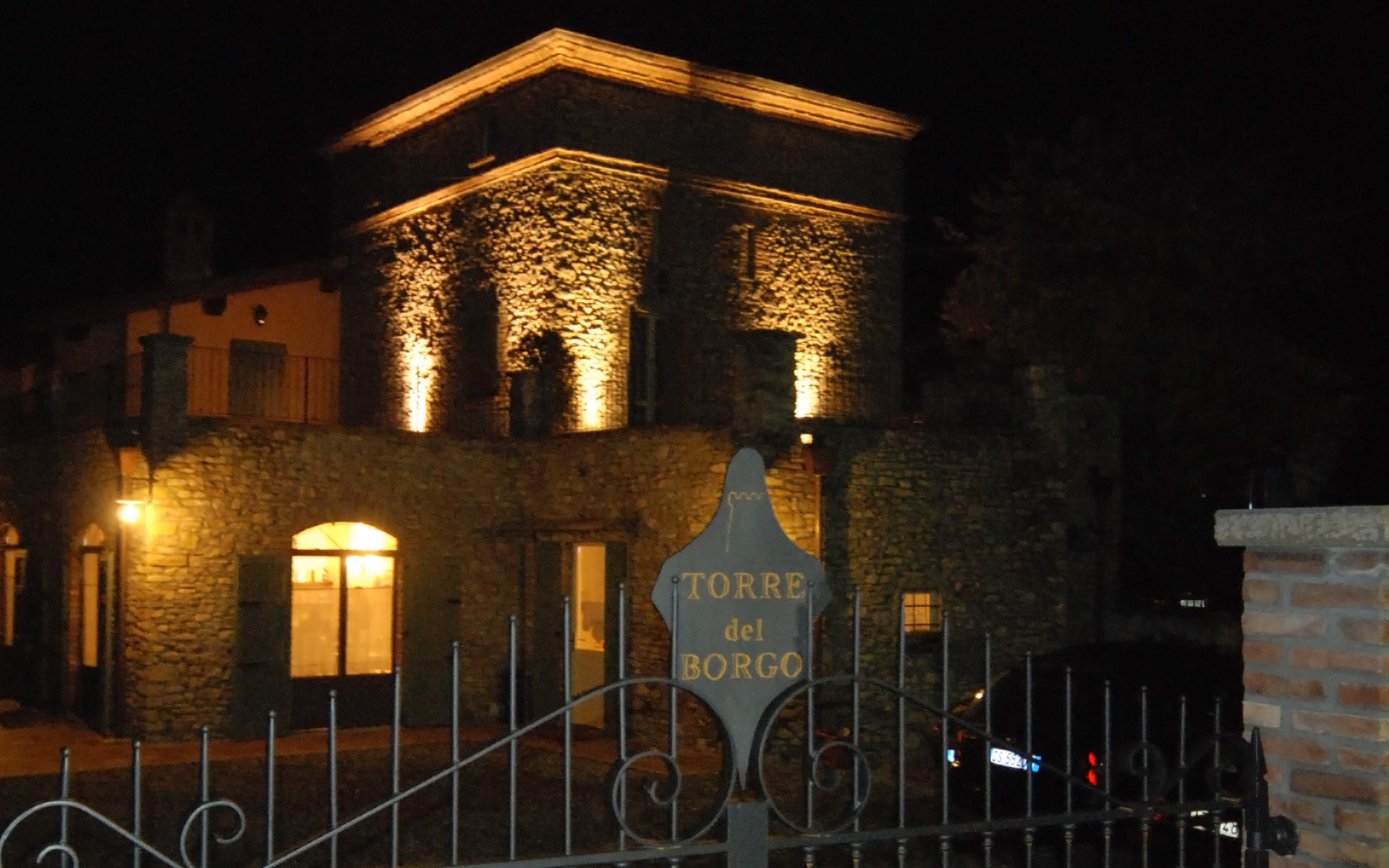 Torre del Borgo