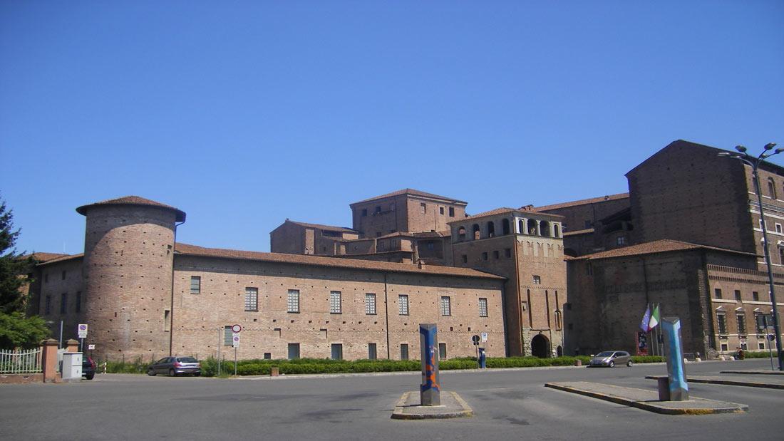 Piacenza Palazzo Farnese