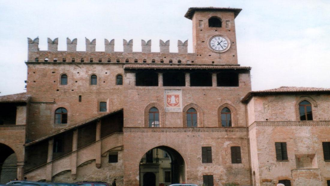 Castell'Arquato Palazzo Podestà