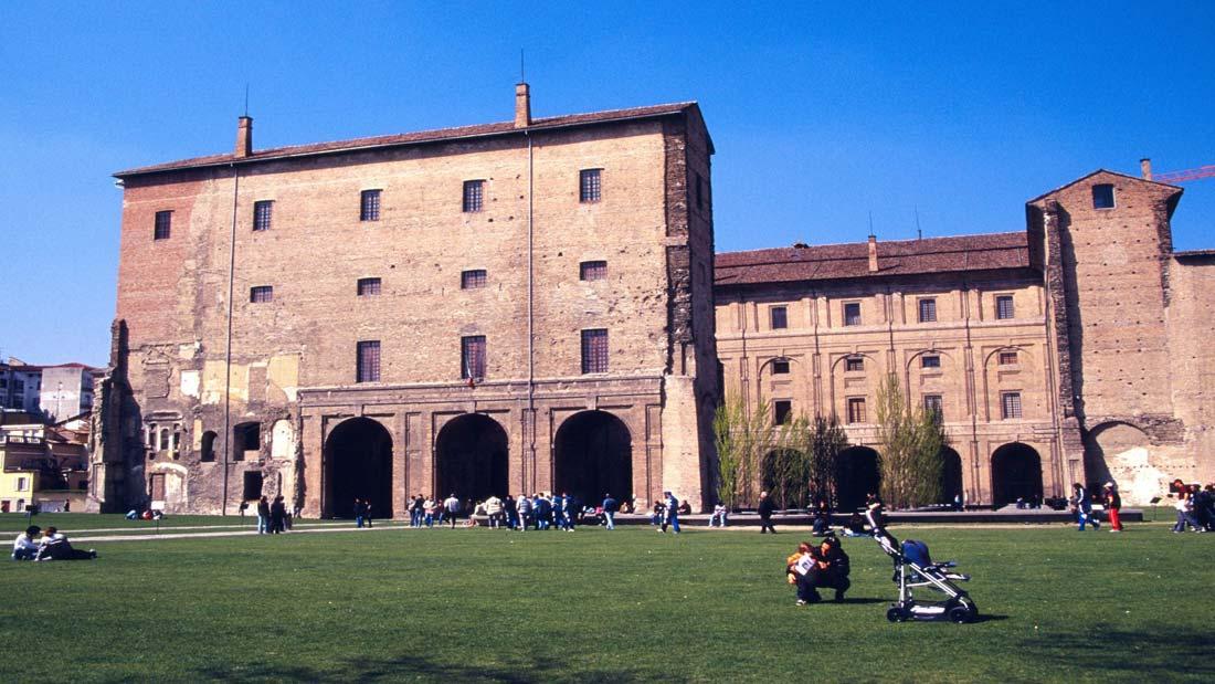 Parma La Pilotta