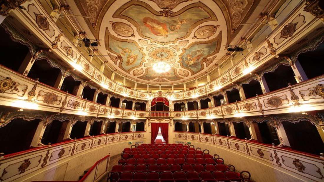 Busseto - Teatro G. Verdi