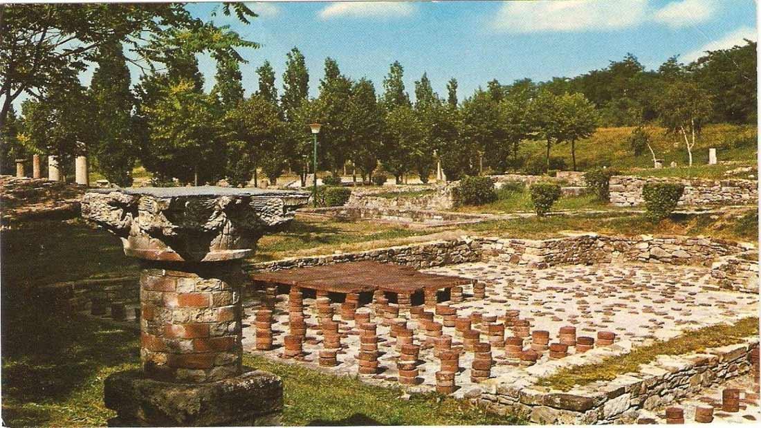 Veleia Romana Le Terme