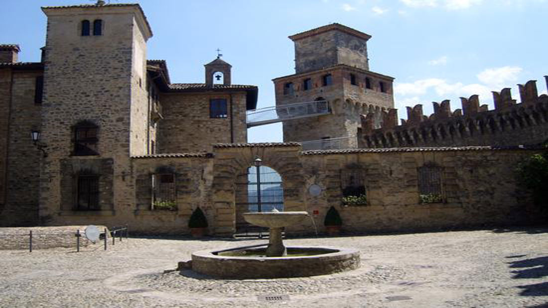 Borgo di Vigoleno - Fontana
